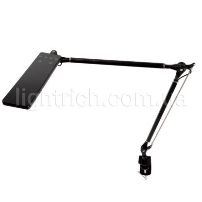Настольная лампа на струбцине Lightrich F201-Q, Black