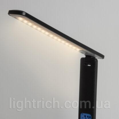 Настольная лампа Lightrich TC26 c аккумулятором, Black